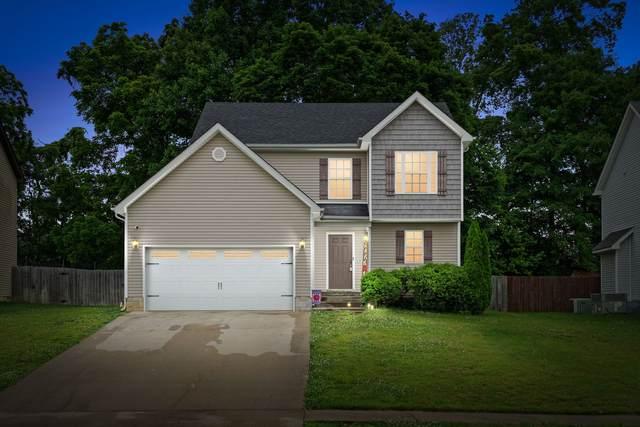 1212 Morstead Dr, Clarksville, TN 37042 (MLS #RTC2264071) :: Platinum Realty Partners, LLC