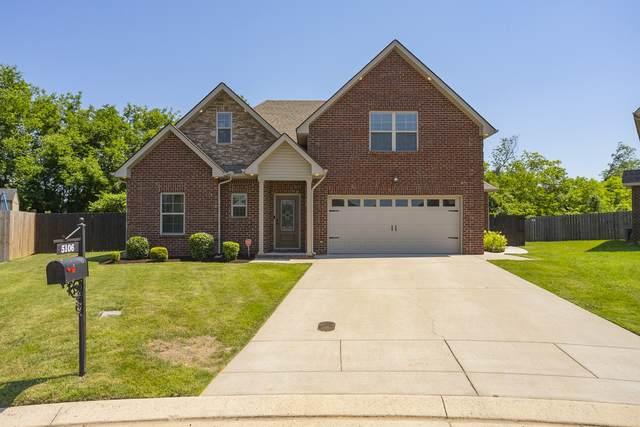 5106 Luna Moth Ln, Murfreesboro, TN 37129 (MLS #RTC2264094) :: Berkshire Hathaway HomeServices Woodmont Realty