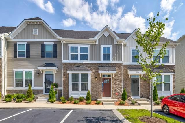 4316 Summercrest Blvd #710, Antioch, TN 37013 (MLS #RTC2264176) :: John Jones Real Estate LLC
