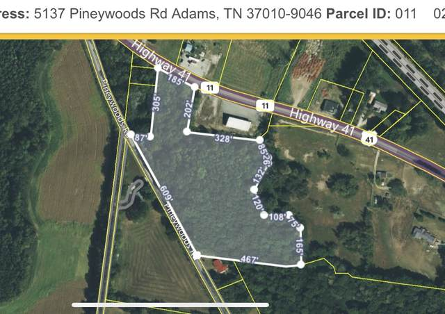 5137 Pineywoods Rd, Adams, TN 37010 (MLS #RTC2264184) :: Clarksville.com Realty