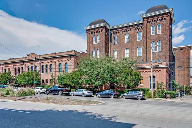 1400 Rosa L Parks Blvd #110, Nashville, TN 37208 (MLS #RTC2264186) :: John Jones Real Estate LLC