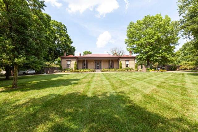 1512 Williamsport Pike, Columbia, TN 38401 (MLS #RTC2264191) :: Village Real Estate