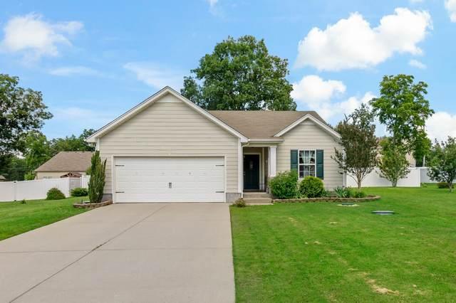 506 Creekpoint Ln, Murfreesboro, TN 37129 (MLS #RTC2264222) :: Trevor W. Mitchell Real Estate