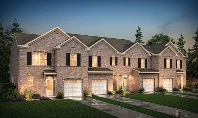 2012 Sperling Drive - 4, Gallatin, TN 37066 (MLS #RTC2264254) :: Village Real Estate