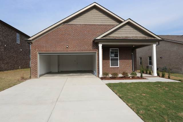 325 Burnley Way (Lot 184), Murfreesboro, TN 37128 (MLS #RTC2264261) :: Team Wilson Real Estate Partners