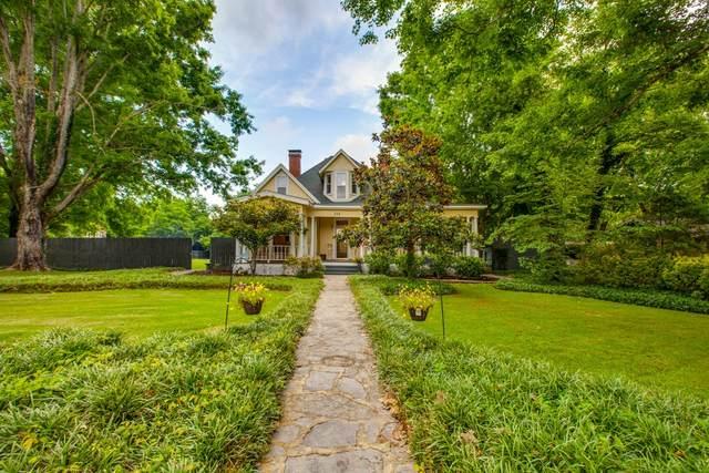 208 Peacock St, Bell Buckle, TN 37020 (MLS #RTC2264325) :: Team George Weeks Real Estate