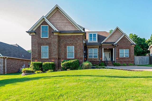 233 Quad Oak Dr, Mount Juliet, TN 37122 (MLS #RTC2264332) :: Village Real Estate