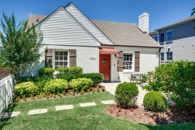 1820A Wildwood Avenue, Nashville, TN 37212 (MLS #RTC2264377) :: Kimberly Harris Homes