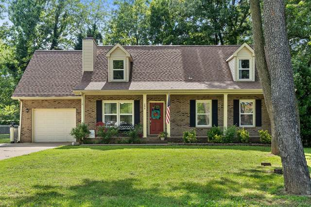 206 Northwood Ter, Clarksville, TN 37042 (MLS #RTC2264392) :: Exit Realty Music City