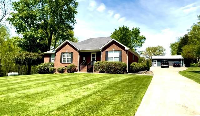 205 E Garretts Creek Rd, Westmoreland, TN 37186 (MLS #RTC2264420) :: Nashville on the Move