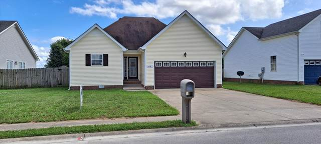 618 S Cavalcade Cir, Oak Grove, KY 42262 (MLS #RTC2264426) :: Your Perfect Property Team powered by Clarksville.com Realty