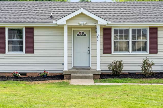 587 Anita Dr, Clarksville, TN 37042 (MLS #RTC2264528) :: The Helton Real Estate Group