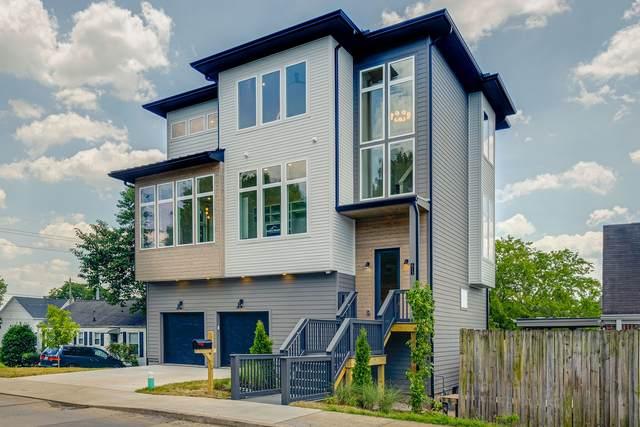 613 Southgate Ave, Nashville, TN 37203 (MLS #RTC2264555) :: DeSelms Real Estate