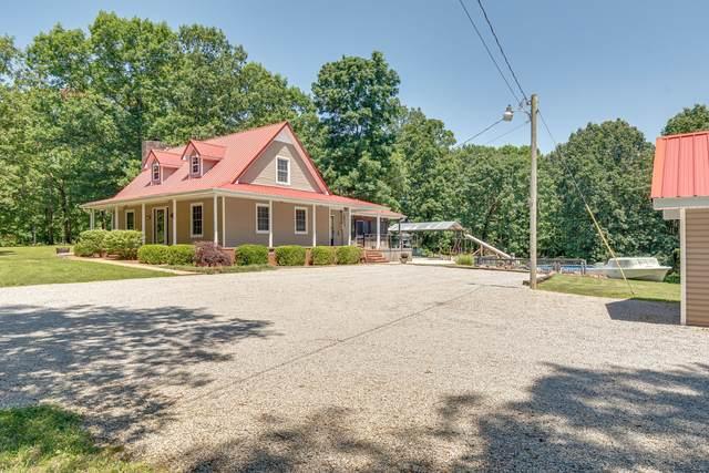120 Hudgins Ln, Summertown, TN 38483 (MLS #RTC2264593) :: Village Real Estate