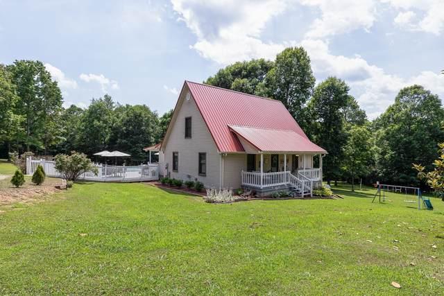 54 Oakwood Ave, Summertown, TN 38483 (MLS #RTC2264636) :: Village Real Estate