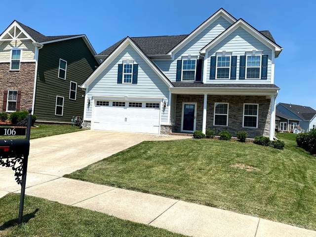 106 Shanache Dr, Spring Hill, TN 37174 (MLS #RTC2264659) :: Village Real Estate
