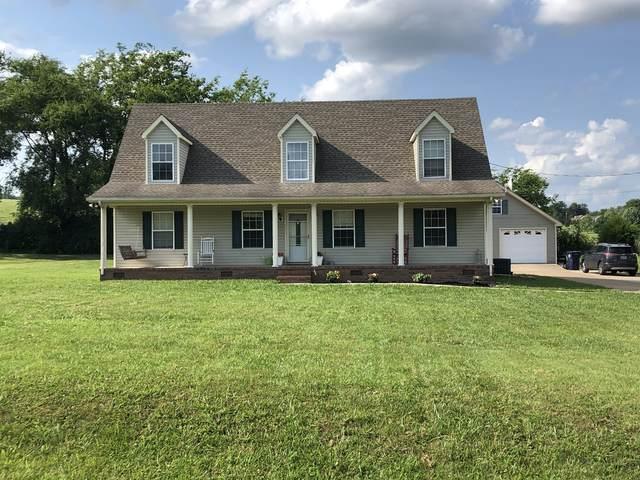 400 Maplewood Dr, Cornersville, TN 37047 (MLS #RTC2264762) :: Village Real Estate