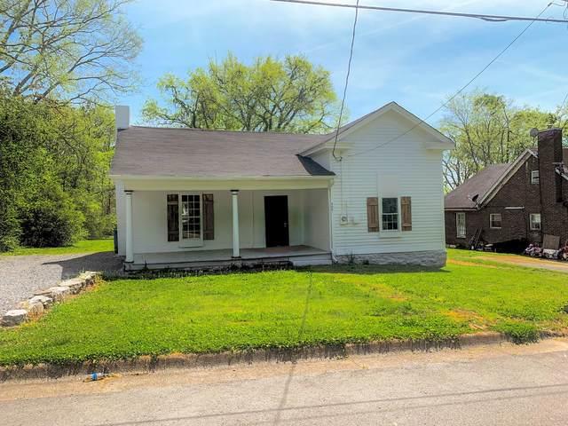 406 Carney St, Shelbyville, TN 37160 (MLS #RTC2264765) :: Village Real Estate