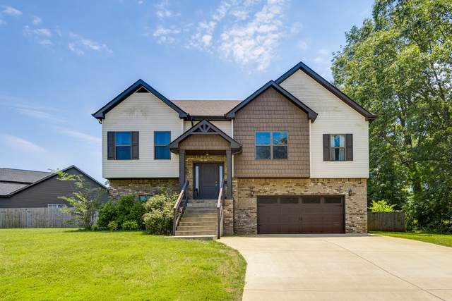 1470 Trainer Rd, Clarksville, TN 37042 (MLS #RTC2264771) :: Your Perfect Property Team powered by Clarksville.com Realty