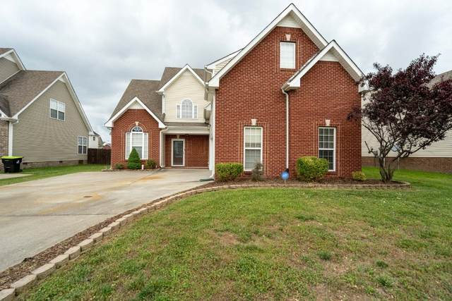 3324 Melissa Ln, Clarksville, TN 37042 (MLS #RTC2264824) :: Your Perfect Property Team powered by Clarksville.com Realty