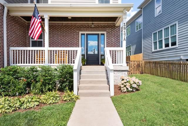 1817 Elliott Ave A, Nashville, TN 37203 (MLS #RTC2264876) :: EXIT Realty Bob Lamb & Associates
