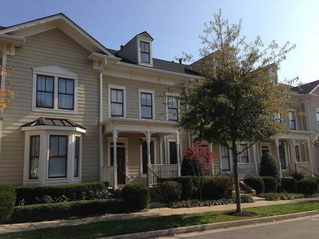 612 Watermark Way, Franklin, TN 37064 (MLS #RTC2264997) :: Village Real Estate