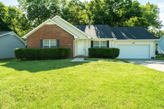 2736 N Whitfield Rd, Clarksville, TN 37040 (MLS #RTC2265015) :: Village Real Estate