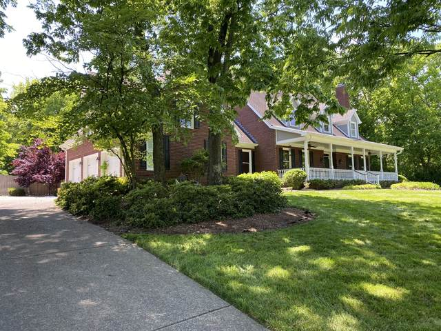 9129 Saddlebow Dr, Brentwood, TN 37027 (MLS #RTC2265041) :: Michelle Strong