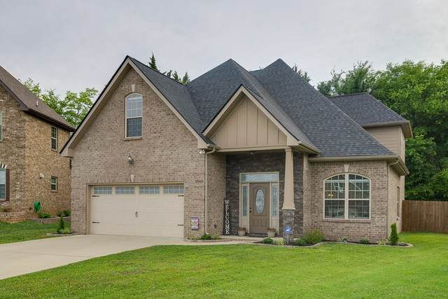2943 Lightning Bug Dr, Murfreesboro, TN 37129 (MLS #RTC2265074) :: Candice M. Van Bibber | RE/MAX Fine Homes