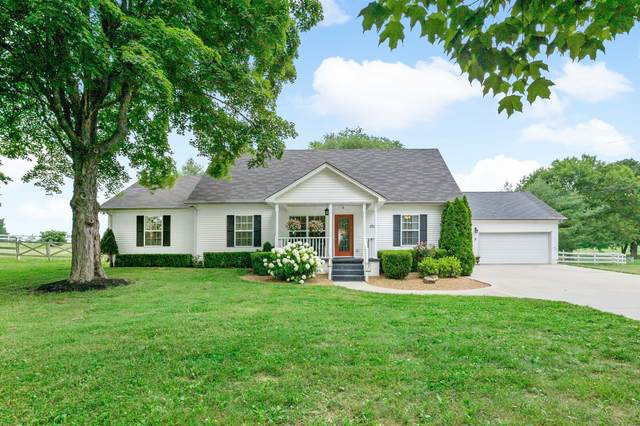105 S Palmers Chapel Rd, White House, TN 37188 (MLS #RTC2265139) :: Your Perfect Property Team powered by Clarksville.com Realty