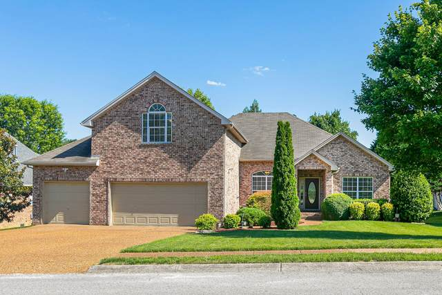 1715 Dryden Dr, Spring Hill, TN 37174 (MLS #RTC2265149) :: Your Perfect Property Team powered by Clarksville.com Realty
