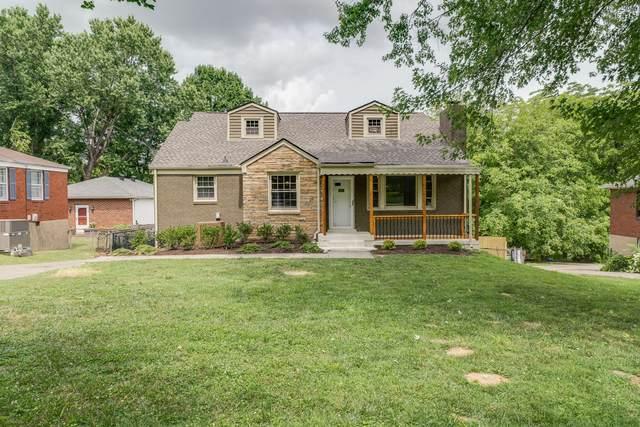 1015 Mitchell Road, Nashville, TN 37206 (MLS #RTC2265151) :: Nashville Home Guru