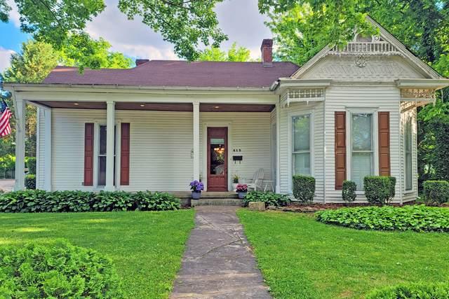 413 W Cedar St, Franklin, KY 42134 (MLS #RTC2265152) :: Nashville Home Guru