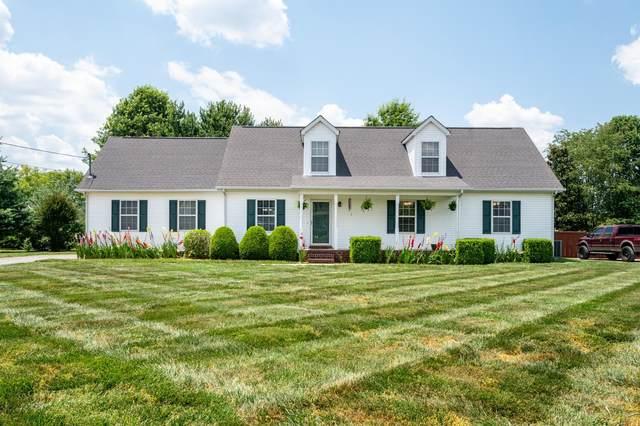 222 Stockton Drive, Murfreesboro, TN 37128 (MLS #RTC2265177) :: Candice M. Van Bibber | RE/MAX Fine Homes
