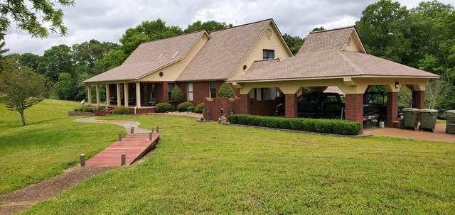 610 Spring Ave, Lawrenceburg, TN 38464 (MLS #RTC2265189) :: Village Real Estate