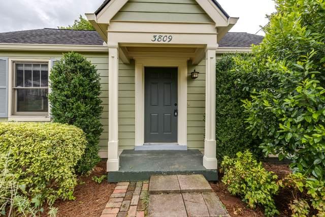 3809 Sentinel Dr, Nashville, TN 37209 (MLS #RTC2265242) :: EXIT Realty Bob Lamb & Associates