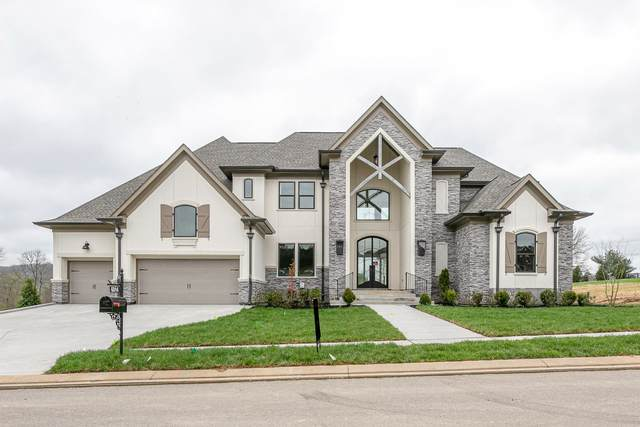 1810 Terrabrooke Ct, Brentwood, TN 37027 (MLS #RTC2265267) :: Michelle Strong