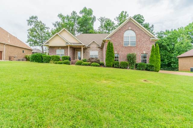 1027 Carrs Creek Blvd, Greenbrier, TN 37073 (MLS #RTC2265302) :: Your Perfect Property Team powered by Clarksville.com Realty