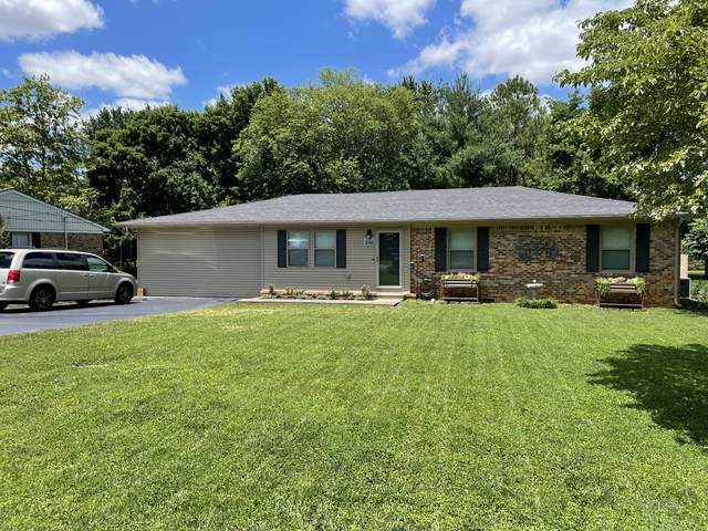 206 Mark Dr, Hopkinsville, KY 42240 (MLS #RTC2265368) :: Trevor W. Mitchell Real Estate