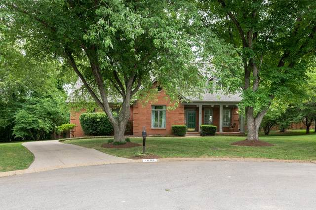 1008 Manor Ct, Brentwood, TN 37027 (MLS #RTC2265384) :: Michelle Strong