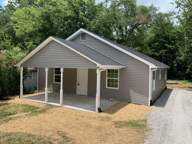 309 White St, Shelbyville, TN 37160 (MLS #RTC2265609) :: Candice M. Van Bibber | RE/MAX Fine Homes