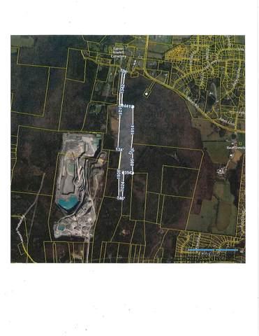 6103 Browns Chapel Rd, Murfreesboro, TN 37129 (MLS #RTC2265640) :: John Jones Real Estate LLC