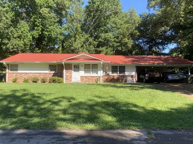 1016 Pine Cir, Lawrenceburg, TN 38464 (MLS #RTC2265645) :: Village Real Estate