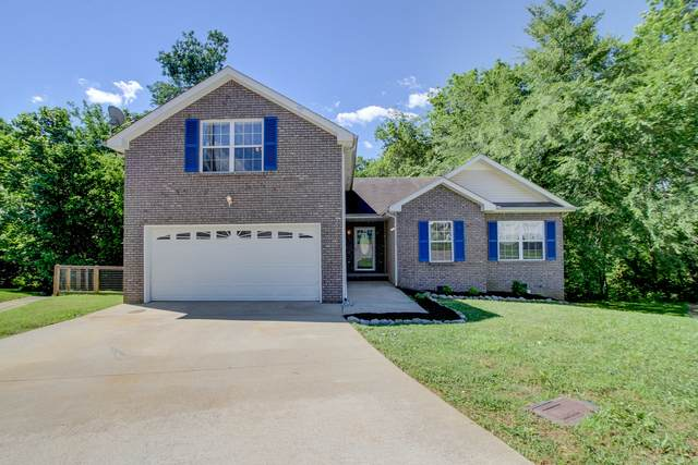 1699 Ridge Runner Ct, Clarksville, TN 37042 (MLS #RTC2265649) :: Your Perfect Property Team powered by Clarksville.com Realty