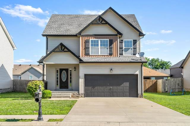 505 Falkland Cir, Clarksville, TN 37042 (MLS #RTC2265652) :: Your Perfect Property Team powered by Clarksville.com Realty