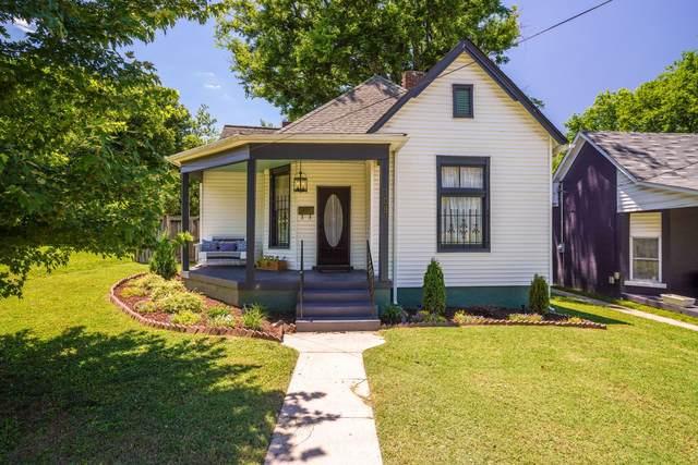 108 Mcferrin Ave, Nashville, TN 37206 (MLS #RTC2265701) :: EXIT Realty Bob Lamb & Associates