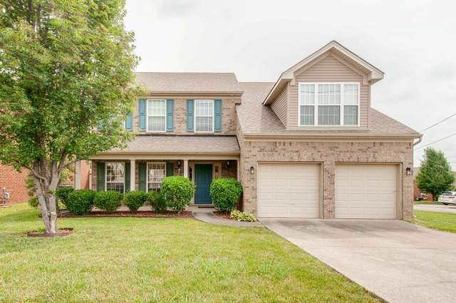 2540 Jordan Ridge Dr, Nashville, TN 37218 (MLS #RTC2265703) :: Your Perfect Property Team powered by Clarksville.com Realty