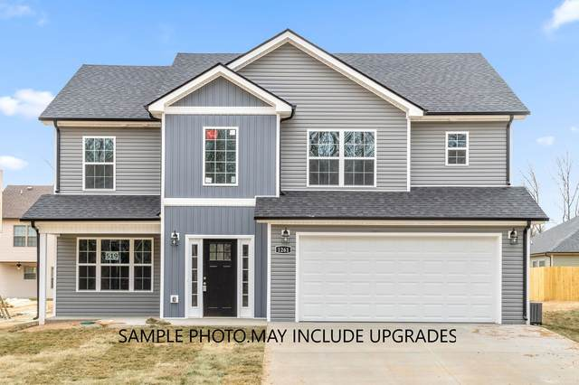 130 Dunbar Place, Clarksville, TN 37043 (MLS #RTC2265748) :: Michelle Strong