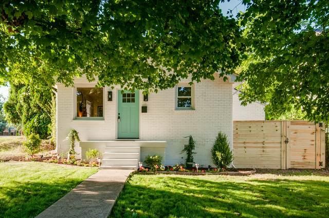 1112 Bate Ave, Nashville, TN 37204 (MLS #RTC2265789) :: Candice M. Van Bibber | RE/MAX Fine Homes