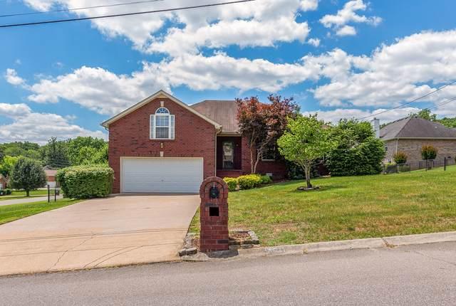901 Cardigan Dr, Smyrna, TN 37167 (MLS #RTC2265794) :: John Jones Real Estate LLC